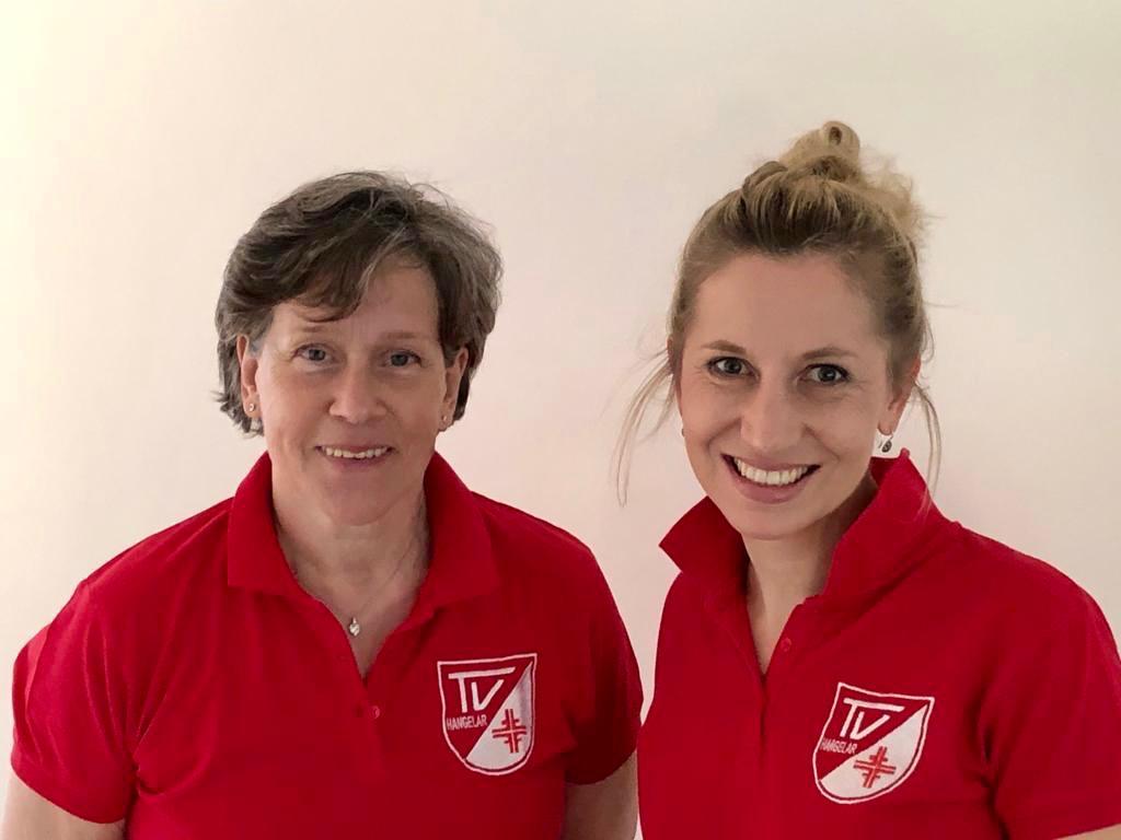 Johanna Sentis und Anna Hörstrup